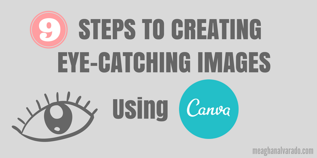 9 easy steps to creating fancy images with Canva.