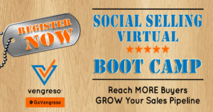 Vengreso Social Selling Boot Camp