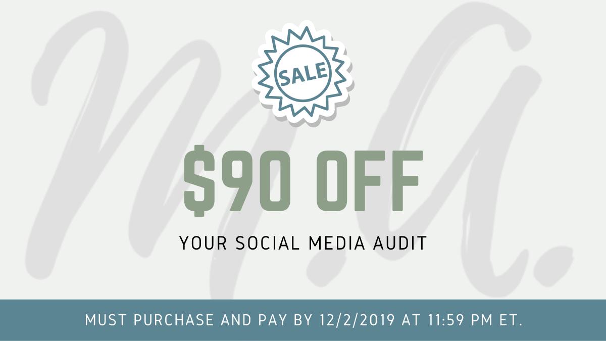social-media-audit-sale